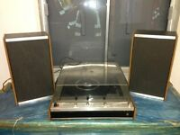 Dansette Record Player Model A4016