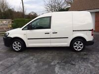 2012 VW Caddy Van