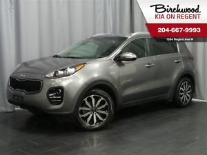 2017 Kia Sportage EX *ALL WHEEL DRIVE TOUCHSCREEN BACKUP CAMERA*