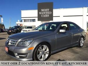 2012 Mercedes-Benz C-Class C300 | XENON | NO ACCIDENTS | AWD