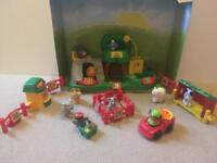 Fisher-Price Little People Animal Friends Gift Set