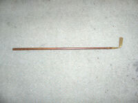 Antique Hickory (Wooden) Shafted Golf Club