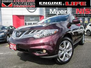 2014 Nissan Murano PLAT, NAVIGATION, LEATHER, BACK UP CAMERA, MO