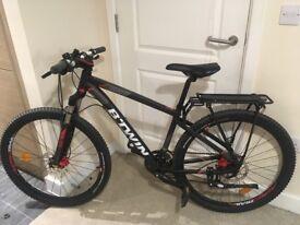 BTWIN 540 rockrider mountain bike