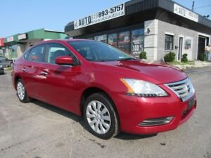 2014 Nissan Sentra Automatic, Bluetooth, Cruise ONE OWNER