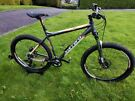 CARRERA TITAN LTD EDITION 27.5 DISC SPEC MOUNTAIN BIKE.    FULLY SERVICED /GREAT CONDITION