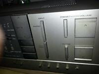 Pioneer SX-6 amplificateur 90 watts + peakers Phillips vintage