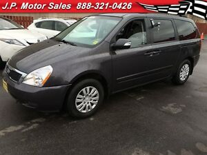 2012 Kia Sedona LX, Automatic, Third Row Seating