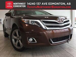 2014 Toyota Venza V6 AWD - Limited with Technology Package