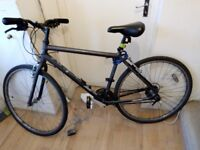 Bicycle for sale Quote your price and take it as I am moving out.