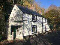 Large 2 bed cottage on outskirts of Gilwern