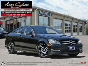 2015 Mercedes-Benz C-Class C350 AWD ONLY 90K! **AMG SPORTS PK...