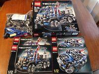 Lego Technic 8273 OFF ROAD TRUCK