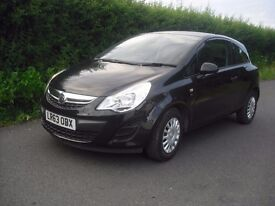 Vauxhall Corsa S Ecoflex 3 door hatchback, low mileage, long MOT
