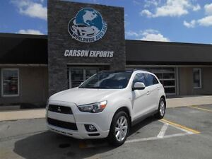 2012 Mitsubishi RVR GT! LEATHER! GLASS ROOF! FINANCING AVAILABLE