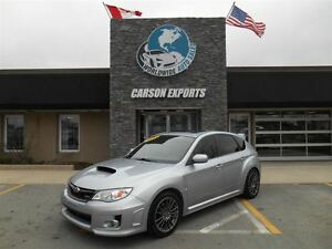 2013 Subaru WRX Limited! LOOK LEATHER! FINANCING AVAILABLE!