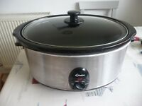 6.5 litre slow cooker