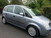 Vauxhall Meriva CDTi diesel