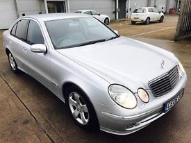 Mercedes BenzE280,Avantgarde,2006,AUTO,LEATHER,F.S.HSTRY,DIESEL,MOT, 6 MONTHS WARRANTY!
