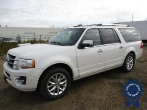 2016 Ford Expedition Max Limited Luxury 8 Passenger 4X4
