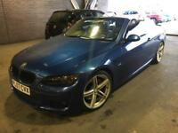 BMW 330I 3.0 SE CONVERTIBLE AUTOMATIC PETROL 2 DOORS LEATHER SEATS 2007