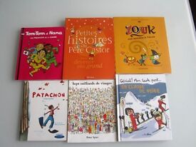 *~*~*~*~* Collection of Beautiful French & English Children's Books // Excellent condition *~*~*~*