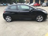 2013 peugeot 208 1,4 hdi,all major credit or debit cards accepted