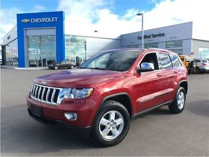 2012 Jeep Grand Cherokee Laredo One owner, accident free