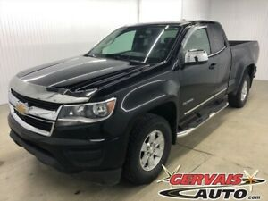 Chevrolet Colorado KING CAB 4x4 A/C MAGS Marche Pieds 2016