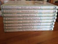 Health & healing the natural way readers digest collection