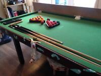 Pool Table/ Table