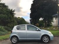 TOYOTA YARIS, 54 REG, 64K MILES, FSH, HPI CLEAR, 5 DOOR, LONG MOT, DELIVERY AVAILABLE, DRIVES MINT