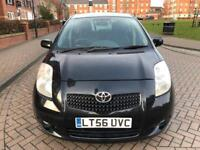 Toyota Yaris 1.3 spirit AUTOMATIC 1 previous owner Hpi Clear