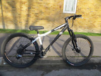 Mongoose Dirt / Jump Bike