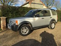 56 LAND ROVER DISCOVERY 3 TDV6 2.7 DIESEL ** 7 SEATER ** CHEAPEST IN UK **
