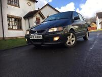 Mitsubishi Spacestar 92k miles (polo golf corsa) swap for caravan