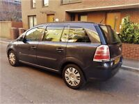 VAUXHALL ZAFIRA 1.6 2006 , ONLY ONE (P) OWNER , SERVICE HISTORY
