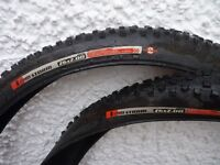 """Specialized Storm Control 2bliss 26"""" tyres"""