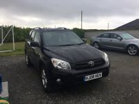 RAV4 XT4 D4D 2008 - Full Leather * Low miles *