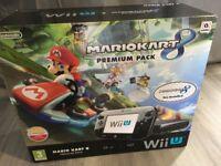 Wii u Premium pack w mario Pre-installed