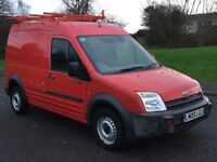 QUICK SALE WANTED! FORD TRANSIT CONNECT 1.8 litre T230 LWB
