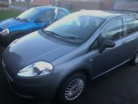 Fiat Grande Punto 1.2 98000 miles JULY 2018 MOT Immaculate inside and out