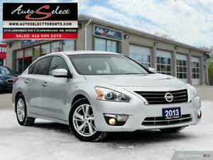 2013 Nissan Altima ONLY 187K! **SL MODEL**LEATHER**TECHNOLOGY...
