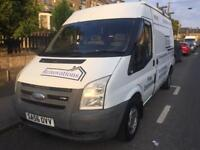 Ford Transit Van Fully Working (LOW MILEAGE!