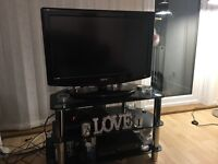Baird 32 Inch TV Swivel Stand HDMI Ports Etc
