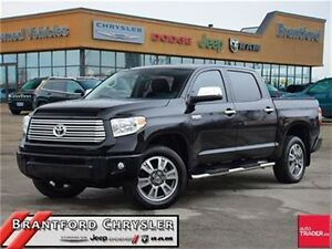 2016 Toyota Tundra Platinum ~ one Owner ~ Leather ~ Navigation ~