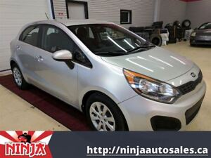 2014 Kia Rio LX+ w/ECO- Heated Seats-Bluethooth