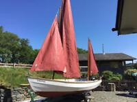 Drascombe Lugger 19' Sailing Boat
