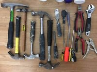 Selection of Tools - all must go! £25 for the lot