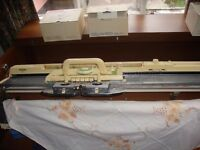 Brother 881 punchcard knitting machine